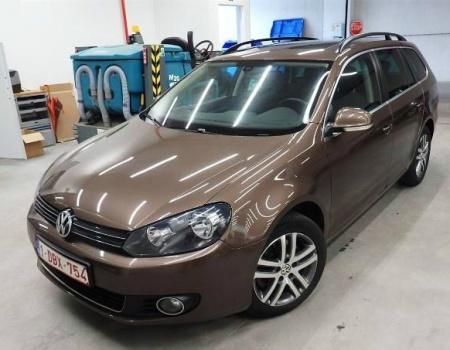 VW GOLF Variant HIGHLINE, 4/2012, 2.0TDi 103kW, MOŽNÝ ODPOČET DPH!
