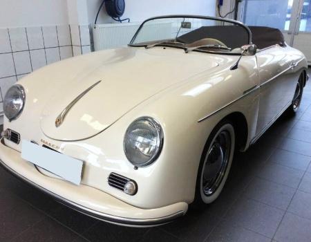 Porsche 356 Speedster- new car