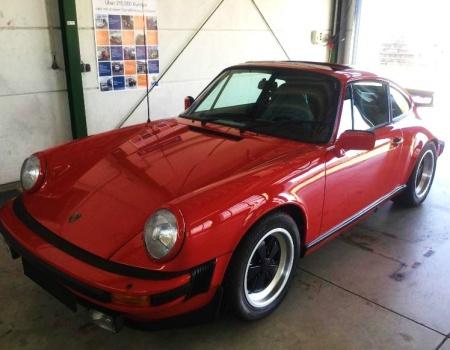 Porsche 911 SC Coupe 1983