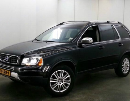 Volvo XC90, 6/2010, 2.4D 136kW D5, AWD(4x4), EXECUTIVE
